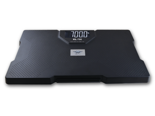 The XL700 Is One Of The Biggest Personal Bathroom Scales We Offer. This  Scale Has A 19 Inch By 11.75 Inch Platform.