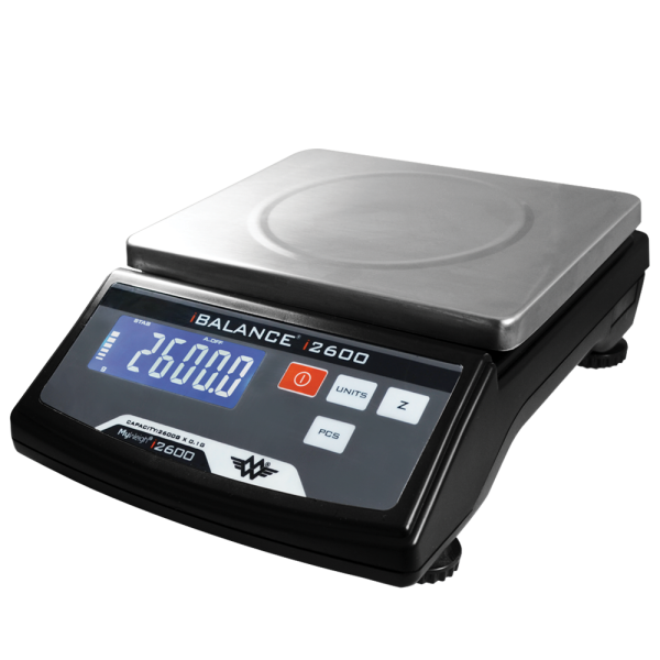 My Weigh iBalance i2600