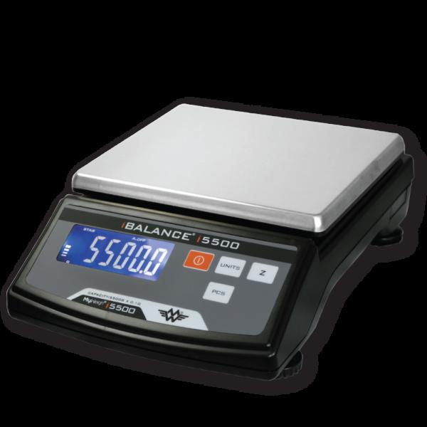 My Weigh iBalance i5500