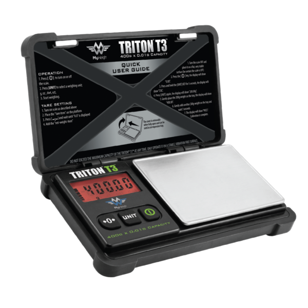 My Weigh Triton T3