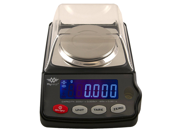My Weigh The Best Digital Scales On Earth